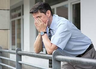 Burnout bei Managern
