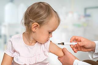Kleinkind, Impfen, Kinderarzt, Spritze