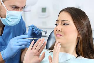 Zahnarzt-Angst, Zahnarzt, Hypnose