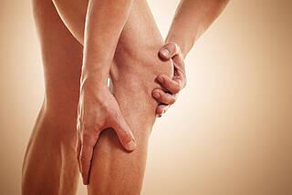 Arthrose ist eine schmerzhafte Abnutzung der Gelenke