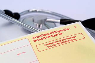 In Skandinavien gibt es bereits teilweise Krankschreibungenitsunfähigkeit