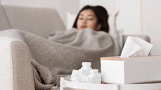 grippe, erkältung, krank
