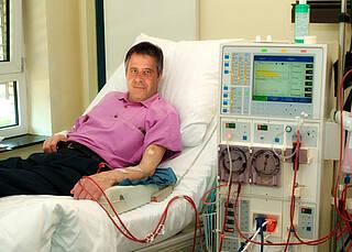 Nephrologen gegen Schließung von Transplantationszentren