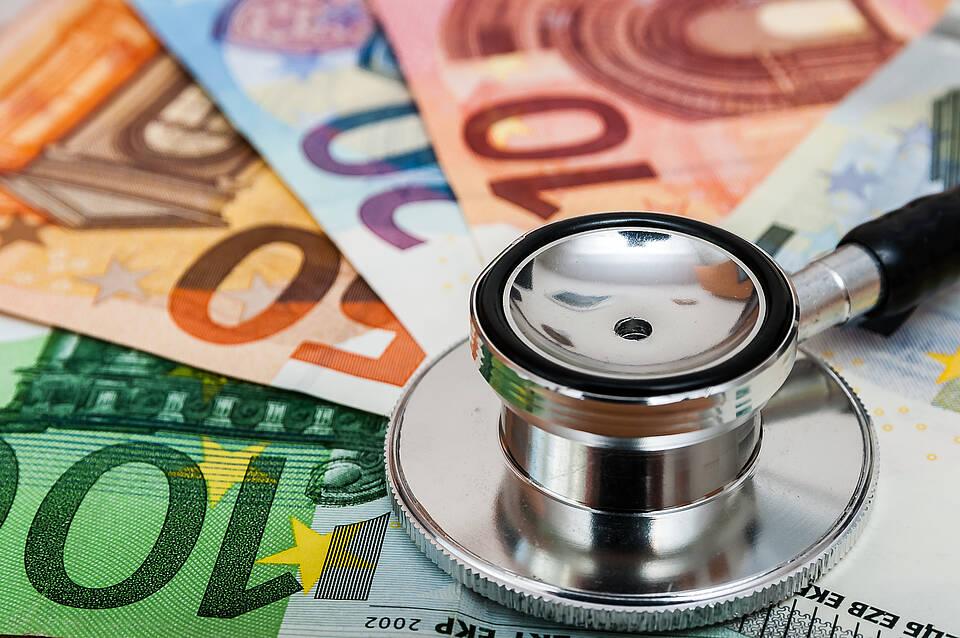 Krankenkassen, Verlust, Ausgaben, GKV