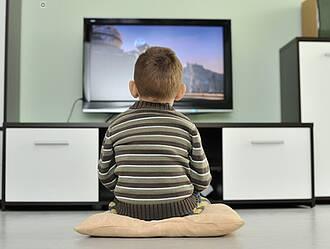 TV-Konsum, Kind, Entwicklungsstörungen