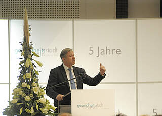 5 Jahre Gesundheitsstadt Berlin