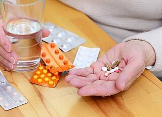Medikamente und Nierenfunktion