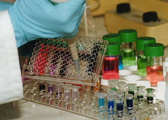 Tissue Engineering im Labor