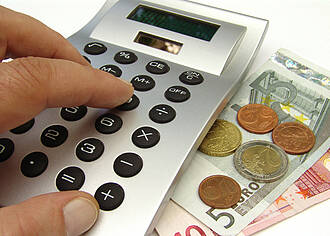Finanzkrise lässt die Deutschen scharf rechnen