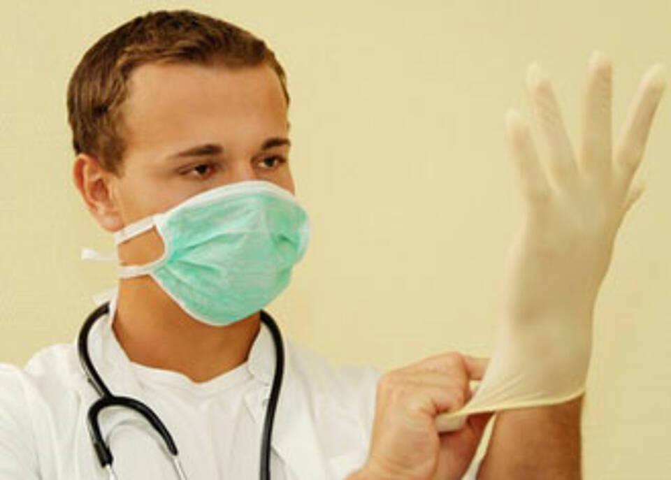 Immer mehr Patienten infizieren sich mit multiresistenten Krankenhauskeimen