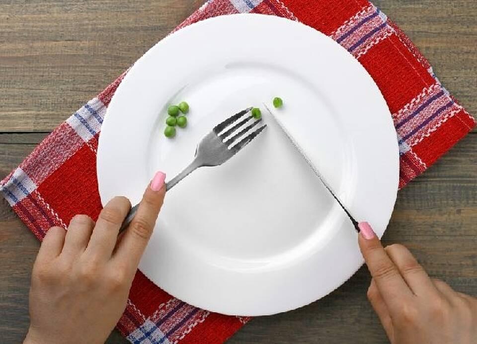 Gehirnveränderungen bei Magersucht