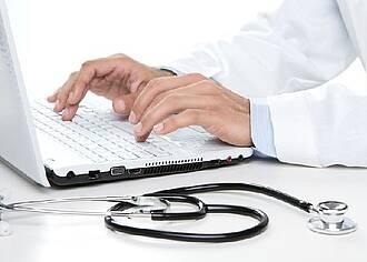 Online-Anwendungen in der Medizin