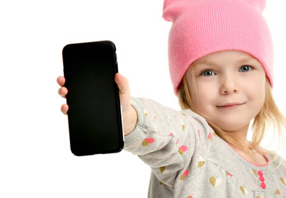 Smartphone, Handy, Kinder, Kurzsichtigkeit, Myopie, DOG