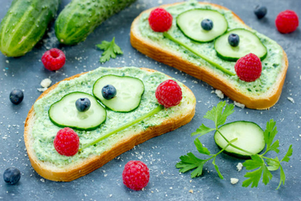 Gemüse, Obst, vegetarisch, vegan, ernährung