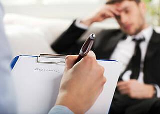 Nach der neuen S3-Leitlinie zur Behandlung von Angststörungen soll der Patient maßgeblich mit in die Therapieentscheidung einbezogen werden