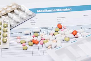 Fehlerquelle Medikationspläne: Wechselwirkungen von Arzneimitteln werden übersehen