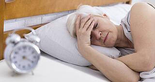 Schlafprobleme, Schlafstörungen, schlechter Schlaf