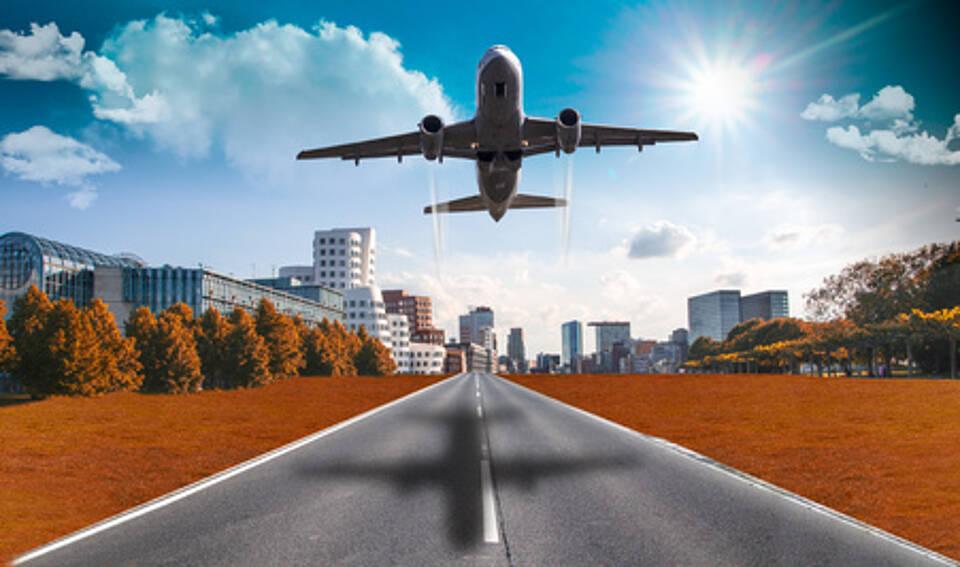 Fluglärm ist für Anwohner purer Stress. Bei starker Belästigung nehmen Depressionen und Herz-Kreislauferkrankungen zu