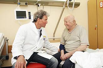KEH in Berlin-Lichtenberg: Wollen auf die besonderen Bedürfnisse von Patienten mit Demenz eingehen