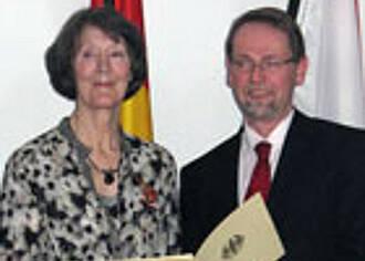 Bundesverdienstkreuz für Berliner Krebssportgruppenleiterin