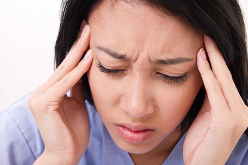 Migräneattacke