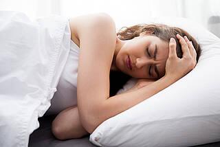 Schlechter Schlaf