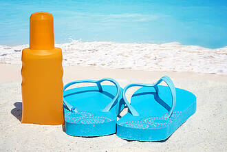 Sonnenschutzmittel