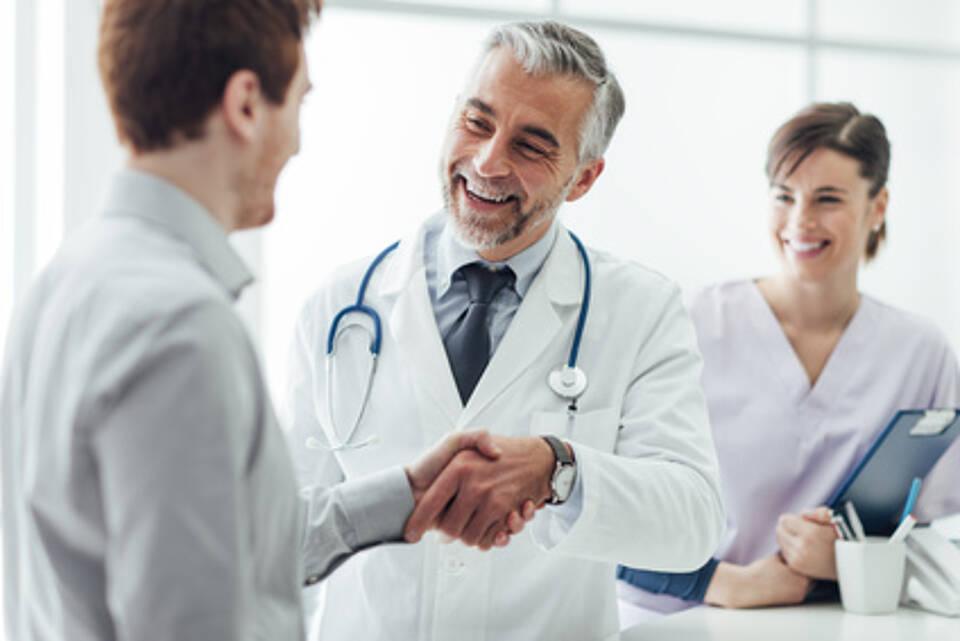 Ob Patienten künftig häufiger zu Tumorkonferenzen eingeladen werden, hängt auch von der Studie PINTU ab. Die klärt gerade an Brustkrebszentren, wie sinnvoll eine Patiententeilnahme ist