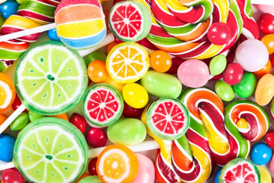 Wer abnehmen will, muss auf Süßigkeiten weitgehend verzichten