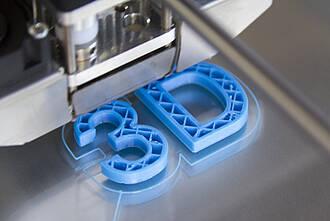 3D-Drucker druckt menschliche Haut