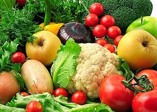 Reizdarm, Ernährung