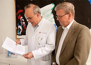 PEITHO-Studie: Bei Lungenembolie künftig stärker das Blutungsrisiko abschätzen