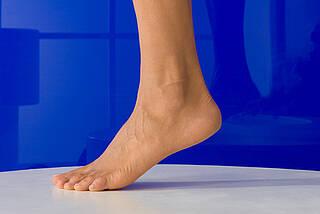 Fuß, Fußheberschwäche, Schlaganfall, neurologische Erkrankungen