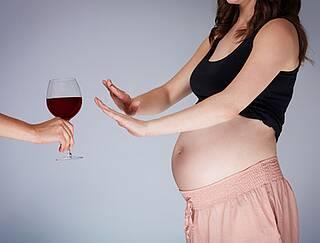 Alkohol, Schwangerschaft