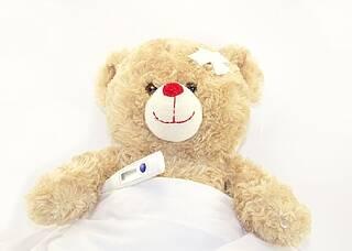 Teddybärenkrankenhaus