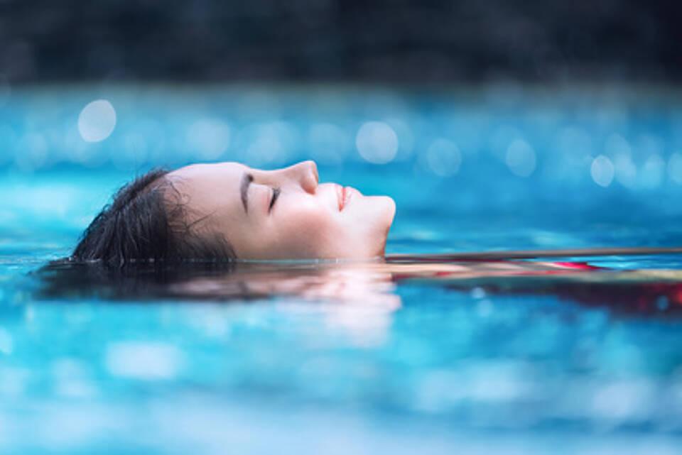 Schwimmen, Kontaktlinsen, Kurzsichtigkeit