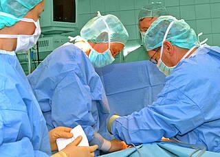 Arztfehler am häufigsten bei Hüft-OPs und Geburten