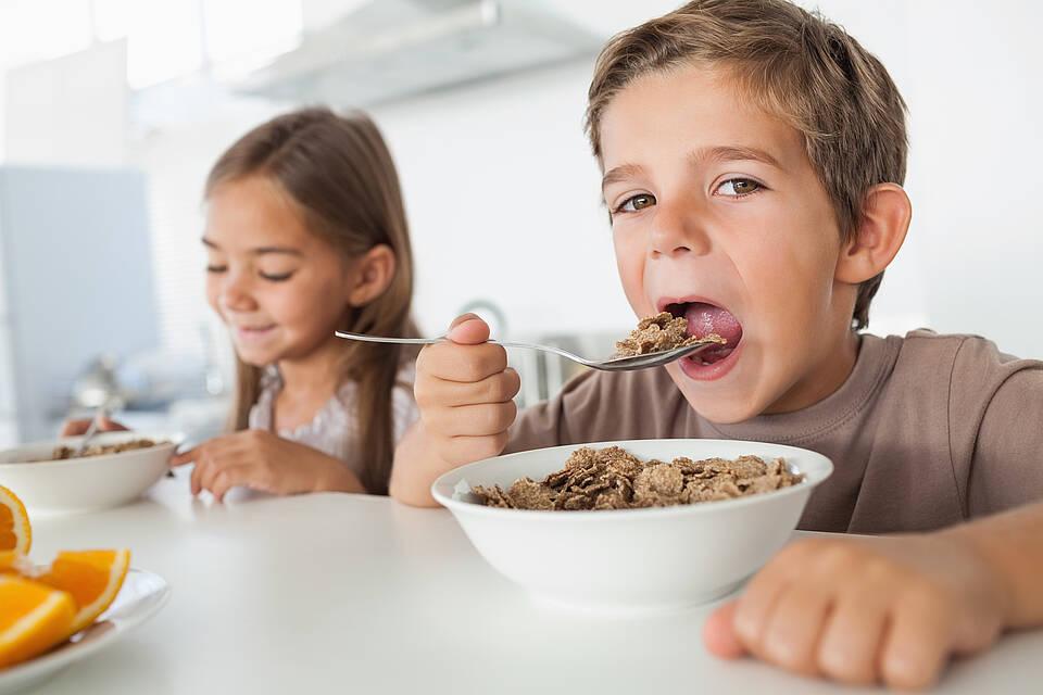 Frühstücksflocken, Cerealien, Frühstück