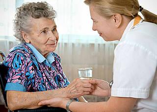 Stationäre Pflegeheime sind ab Januar zu mehr Transparenz verpflichtet