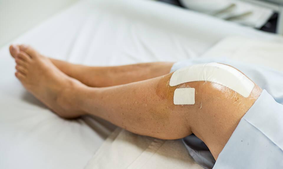 Eine gute Klinik für eine Gelenk-OP ist an bestimmten Daten zu erkennen