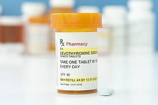 Einige Patienten erreichen auch nach dem Absetzen des Hormons normale Schilddrüsenwerte