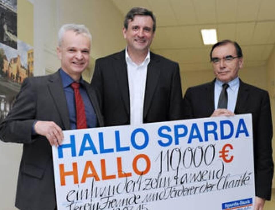 Cancer Center der Charité erhält Großspende für molekulare Diagnostik