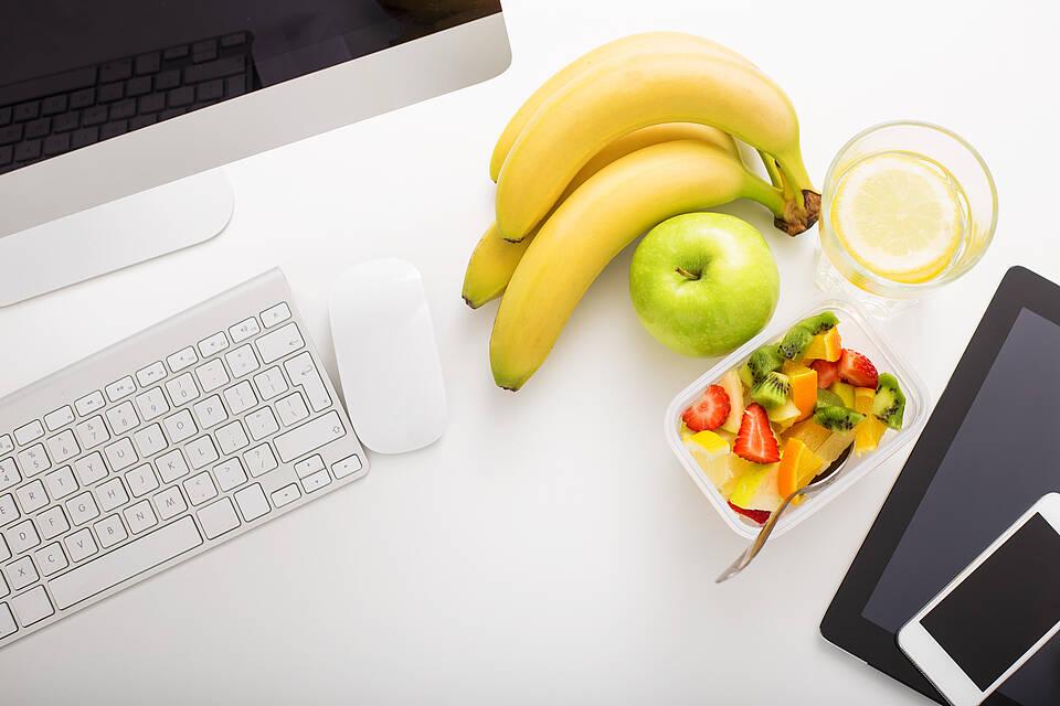 Ernährung und Gesundheit sind untrennbar miteinander verbunden