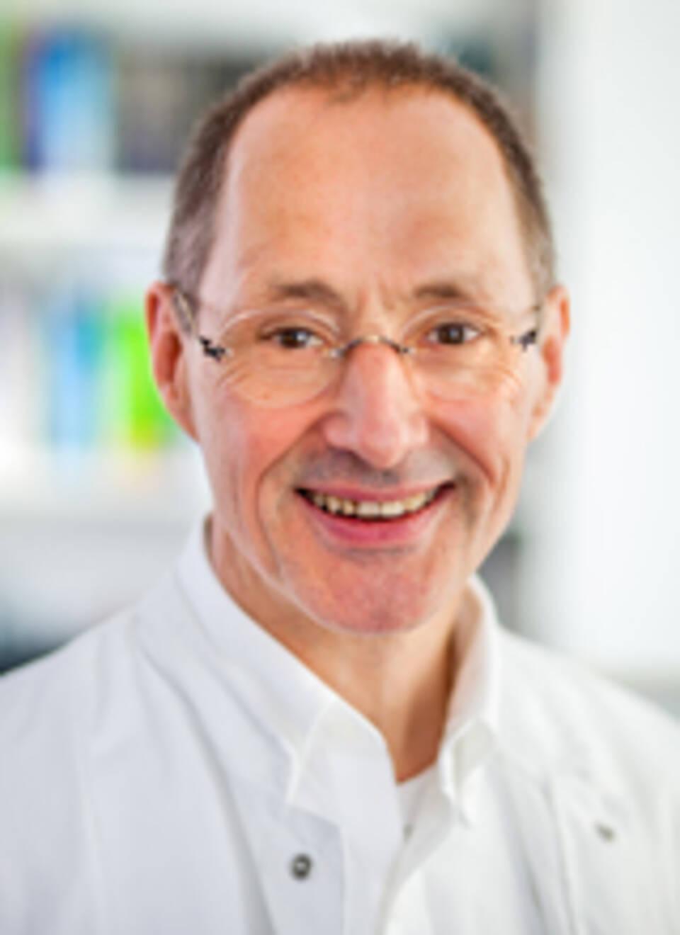 Ernährungsmediziner Prof. Dr. Andreas Pfeiffer