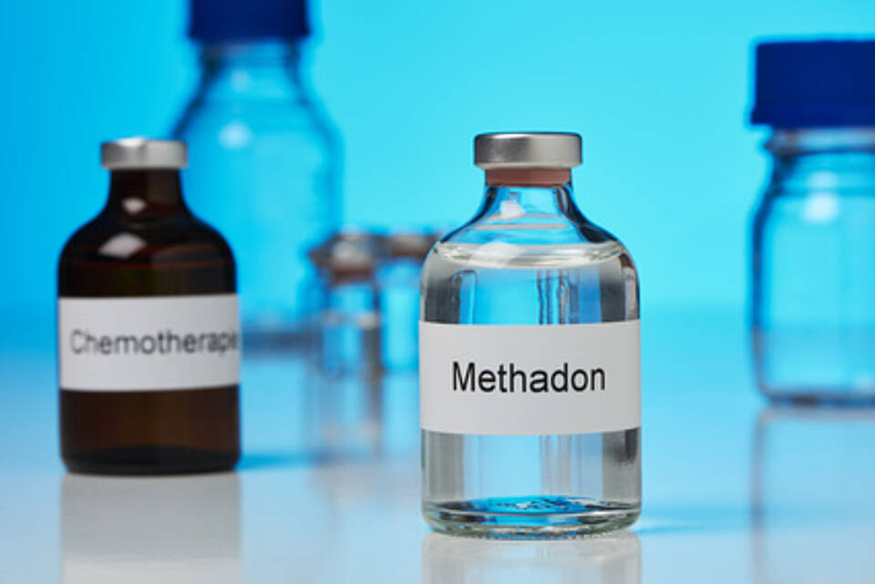 Ampulle Methadon