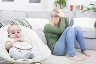 Wochenbettdepressionen, Postpartale Depression, Postnatale Depression