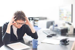 Kognitive Defizite gehören zu den Symptomen von Long-Covid