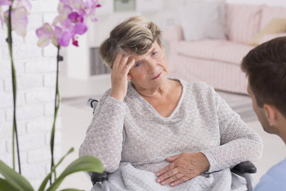 Alzheimer ist eine besonders versorgungsintensive Erkrankung