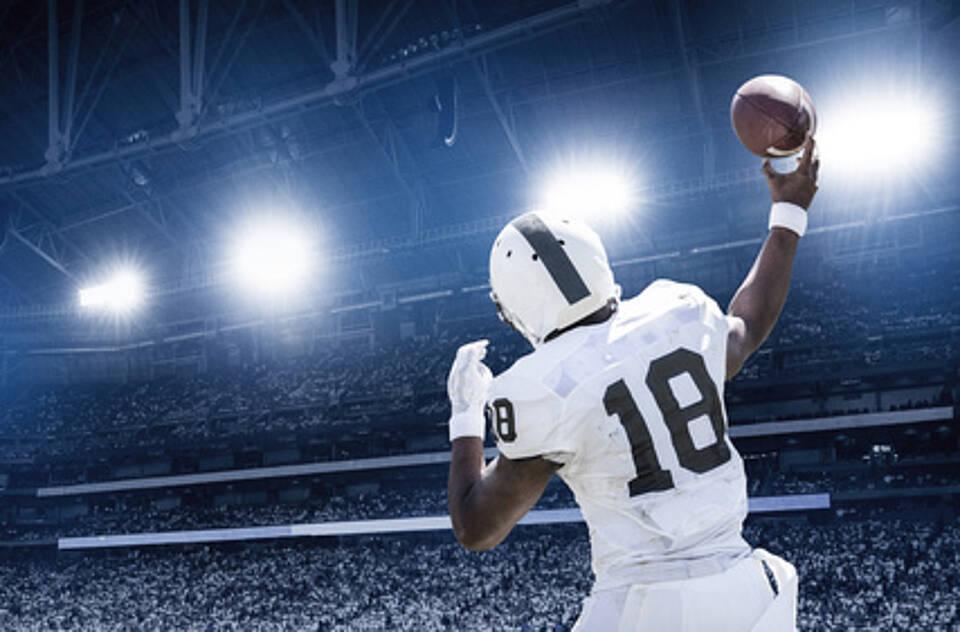 Gehirnerschütterungen, American Football, Superbowl