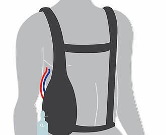 COPD, Heimbeatmung